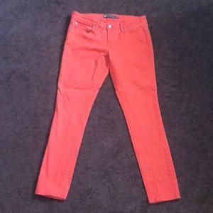 Orange red Levi's